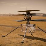 NASA's original Mars helicopter succeeded in its historic first flight